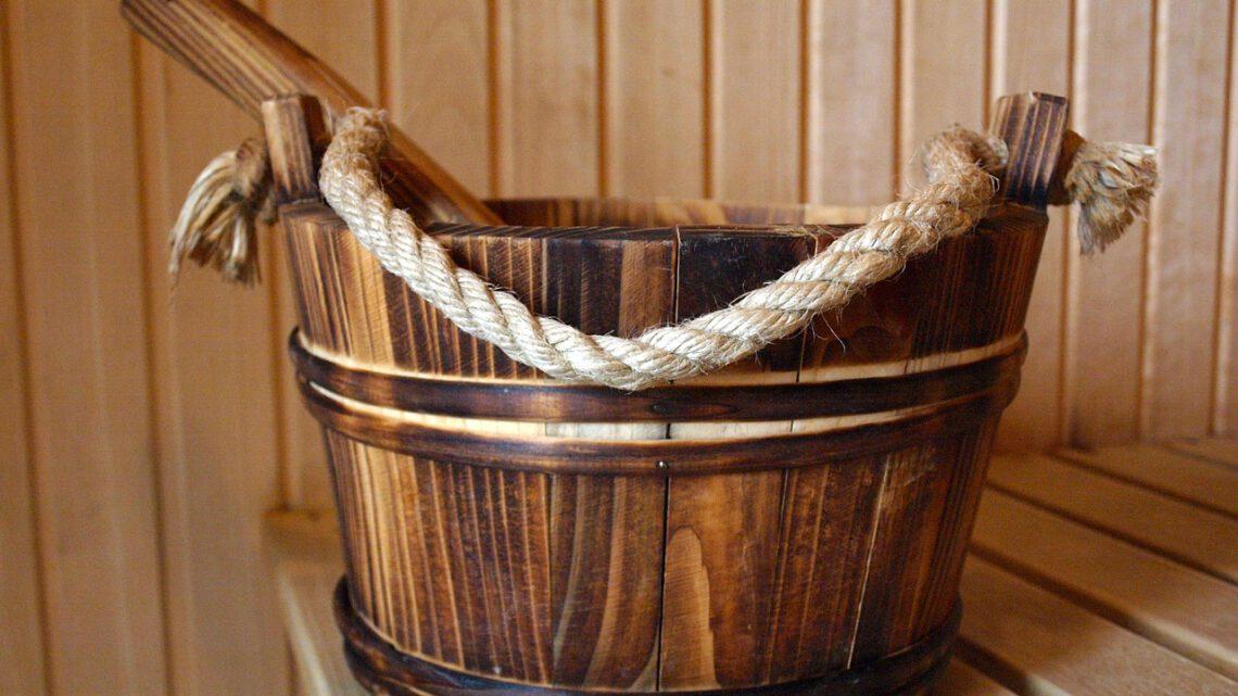 Het sauna seizoen is begonnen